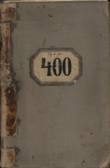400 [Księga wzorów Huty Josephine]