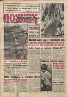 Nowiny Jeleniogórskie : magazyn ilustrowany ziemi jeleniogórskiej, R. 8, 1965, nr 13 (366)