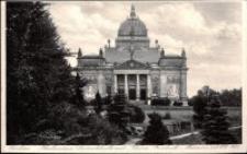 Oberlausitzer Gedenkhalle mit Kaiser Fridrich - Museum [Dokument ikonograficzny]