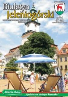 Biuletyn Jeleniogórski : bezpłatny miesięcznik informacyjny, 2010, nr 7-8 (31-32)