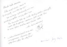 Spotkanie autorskie ze Stanisławem Jerzym Hajto, 26.08.2006 r. [Dokument ikonograficzny]