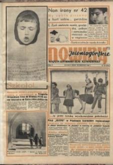 Nowiny Jeleniogórskie : magazyn ilustrowany ziemi jeleniogórskiej, R. 10, 1967, nr 39 (496)