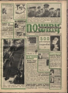 Nowiny Jeleniogórskie : magazyn ilustrowany ziemi jeleniogórskiej, R. 10, 1967, nr 43 (500)