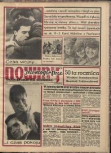 Nowiny Jeleniogórskie : magazyn ilustrowany ziemi jeleniogórskiej, R. 10, 1967, nr 44 (501)