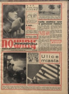 Nowiny Jeleniogórskie : magazyn ilustrowany ziemi jeleniogórskiej, R. 10, 1967, nr 45 (502)