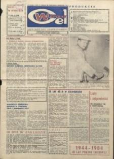 """Wspólny cel : gazeta załogi ZWCH """"Chemitex-Celwiskoza"""", 1984, nr 6 (907)"""