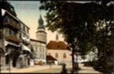 Jelenia Góra - ul. Bankowa - kościół Św. Anny  [Dokument ikonograficzny]