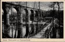 Görlitz. Neisseviadukt mit Fussgangerbrucke [Dokument ikonograficzny]