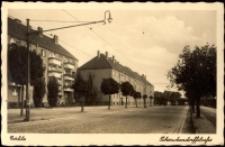Görlitz. Schenkendorffstrasse [Dokument ikonograficzny]