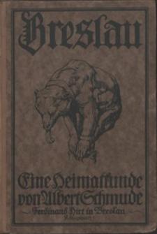 Breslau :eine Heimatkunde