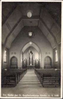 Zur Weihe der St. Bonifaciuskirche. [Dokument ikonograficzny]