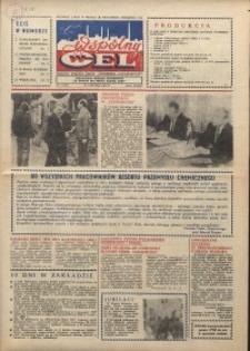 """Wspólny cel : gazeta załogi ZWCH """"Chemitex-Celwiskoza"""", 1986, nr 1 (974)"""