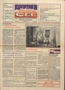 """Wspólny cel : gazeta załogi ZWCH """"Chemitex-Celwiskoza"""", 1985, nr 23 (960)"""