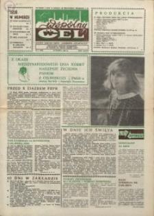 """Wspólny cel : gazeta załogi ZWCH """"Chemitex-Celwiskoza"""", 1986, nr 7 (980)"""