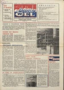 """Wspólny cel : gazeta załogi ZWCH """"Chemitex-Celwiskoza"""", 1986, nr 8 (981)"""