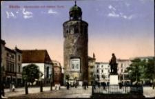 Görlitz. Marienplatz mit dickem Turm [Dokument ikonograficzny]