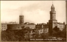 Görlitz. Kaisertrutz und Reichenbacher Turm [Dokument ikonograficzny]