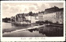 Görlitz. Alte Neisse-Partie [Dokument ikonograficzny]