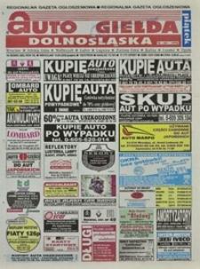 Auto Giełda Dolnośląska : regionalna gazeta ogłoszeniowa, 2002, nr 26 (862) [15.03]