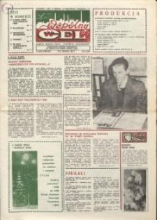 """Wspólny cel : gazeta załogi ZWCH """"Chemitex-Celwiskoza"""", 1986, nr 35-36 (1008-1009)"""
