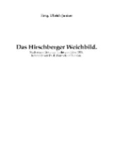 Das Hirschberger Weichbild [Dokument elektroniczny]