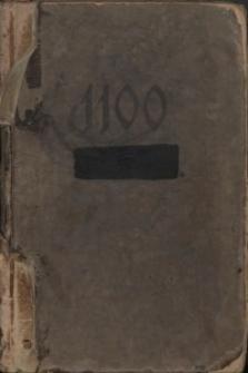 1100 [Księga wzorów Huty Josephine]