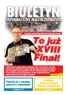 Biuletyn informacyjny Miasta Zgorzelec, 2009/2010, Grudzień/Styczeń