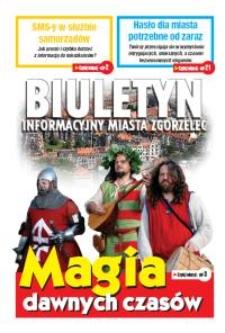 Biuletyn informacyjny Miasta Zgorzelec, 2009, Lipiec/Sierpień