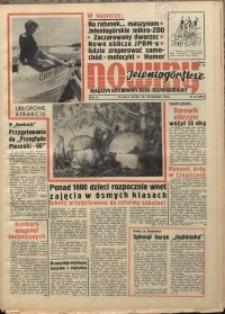 Nowiny Jeleniogórskie : magazyn ilustrowany ziemi jeleniogórskiej, R. 9, 1966, nr 33 (438)