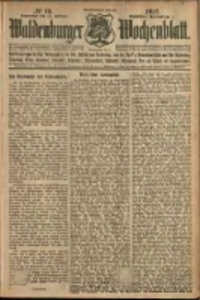 Waldenburger Wochenblatt, Jg. 58, 1912, nr 16