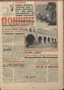 Nowiny Jeleniogórskie : magazyn ilustrowany ziemi jeleniogórskiej, R. 9, 1966, nr 35 (440)