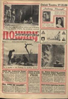 Nowiny Jeleniogórskie : magazyn ilustrowany ziemi jeleniogórskiej, R. 11, 1968, nr 12 (521)