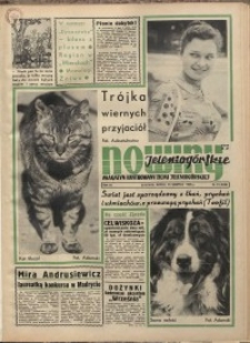 Nowiny Jeleniogórskie : magazyn ilustrowany ziemi jeleniogórskiej, R. 11, 1968, nr 33 (542)