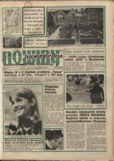 Nowiny Jeleniogórskie : magazyn ilustrowany ziemi jeleniogórskiej, R. 11, 1968, nr 40 (549)