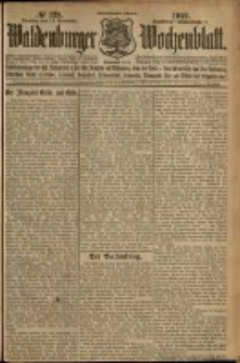 Waldenburger Wochenblatt, Jg. 58, 1912, nr 123
