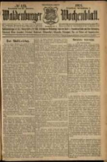 Waldenburger Wochenblatt, Jg. 58, 1912, nr 125