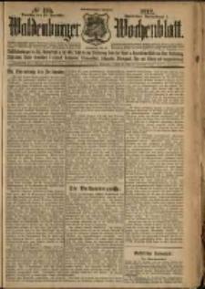 Waldenburger Wochenblatt, Jg. 58, 1912, nr 135