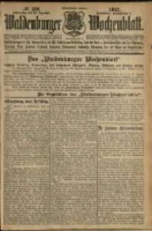 Waldenburger Wochenblatt, Jg. 58, 1912, nr 139