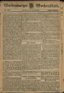Waldenburger Wochenblatt, Jg. 58, 1912, nr 142