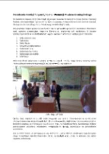 Posiedzenie Komisji Turystyki, Sportu i Promocji Powiatu Jeleniogórskiego [Dokument elektroniczny]