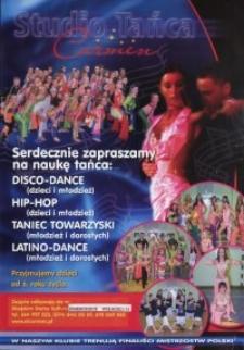 [Serdecznie zapraszamy na naukę tańca...]