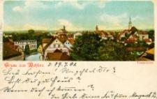 Gruss aus Wohlau [Dokument ikonograficzny]