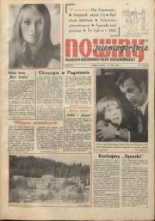 Nowiny Jeleniogórskie : magazyn ilustrowany ziemi jeleniogórskiej, R. 14, 1971, nr 6 (662)