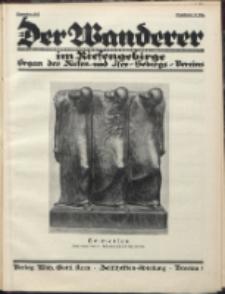 Der Wanderer im Riesengebirge, 1927, nr 11