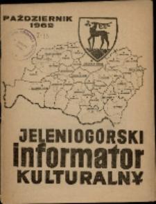 Jeleniogórski Informator Kulturalny, październik 1969