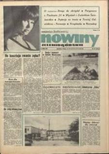 Nowiny Jeleniogórskie : magazyn ilustrowany, R. 14, 1971, nr 39 (698!)