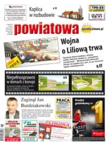 Gazeta Powiatowa - Wiadomości Oławskie, 2016, nr 46