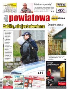 Gazeta Powiatowa - Wiadomości Oławskie, 2016, nr 47