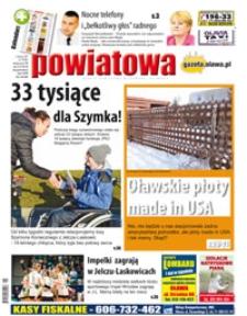 Gazeta Powiatowa - Wiadomości Oławskie, 2017, nr 1