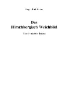 Das Hirschbergisch Weichbild [Dokument elektroniczny]